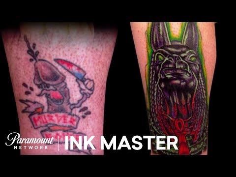 Tattoo nightmares big gus kills the murder boner youtube for Is tattoo nightmares still on