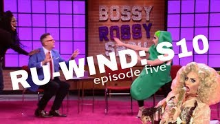 RuPaul's Drag Race RU-WIND: S10E5