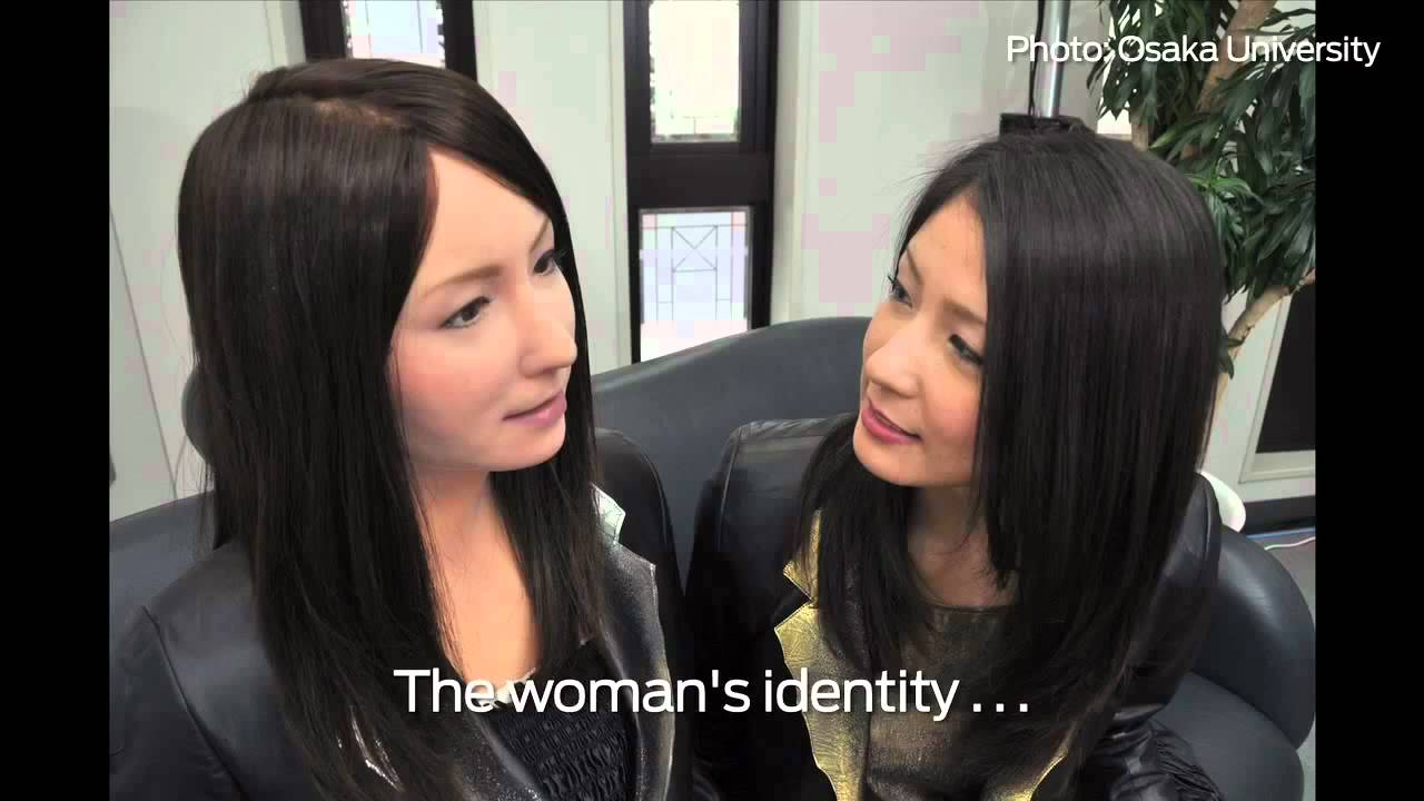The Most Realistic Female Android Ever - Youtube-8988