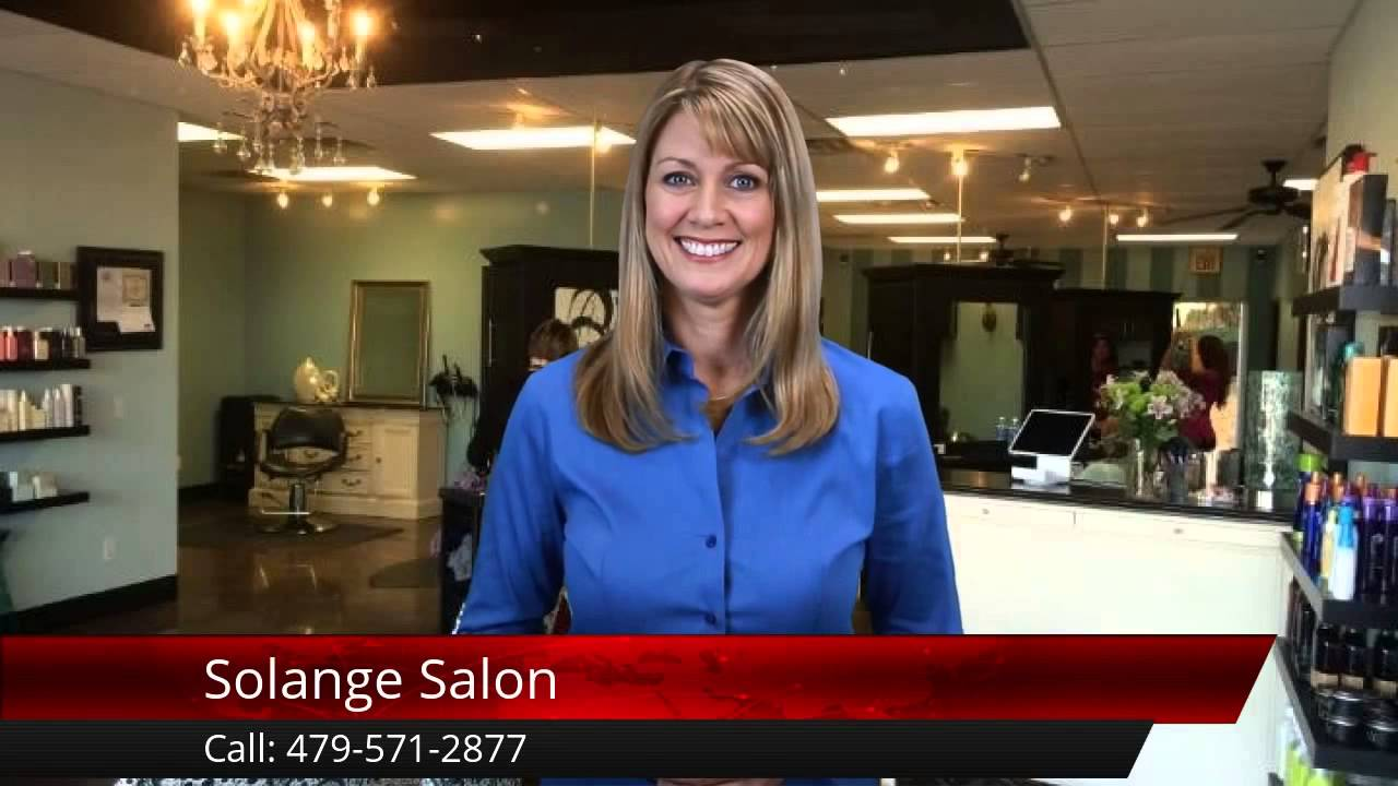 Solange Salon Fayetteville Excellent 5 Star Review By Kaley P Youtube