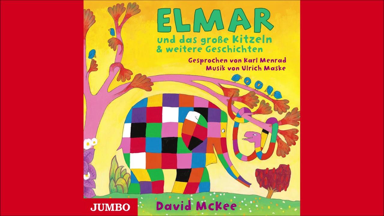 David McKee: Elmar und das große Kitzeln & weitere