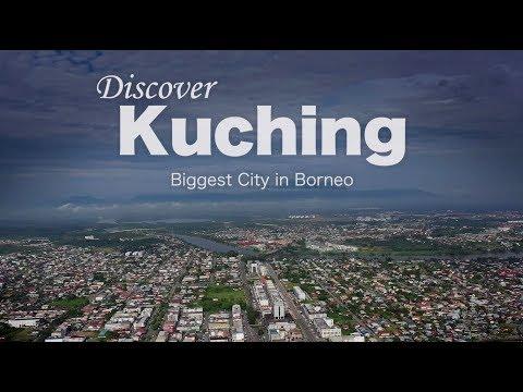 Let's Discover Kuching, Sarawak! - Modern City in Borneo, Malaysia