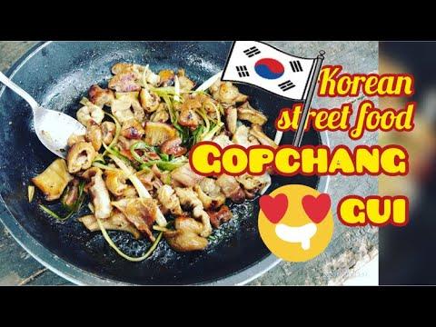 KOREAN STREET FOOD- GOPCHANG GUI
