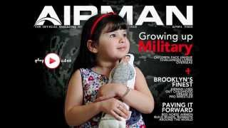 Airman Magazine April 2013 Cover Video Thumbnail