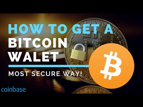 HOW TO GET A BITCOIN WALLET - Safe And Secure Way
