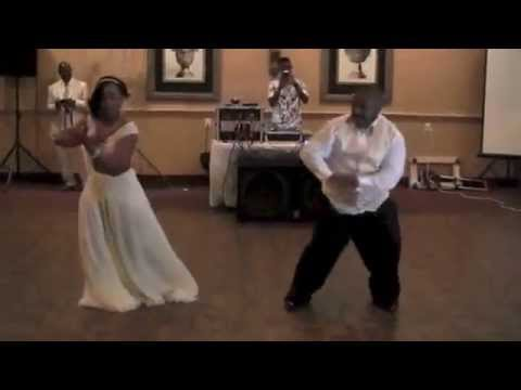 Best Father Daughter HipHop Wedding Dance Ciane & Malcolm