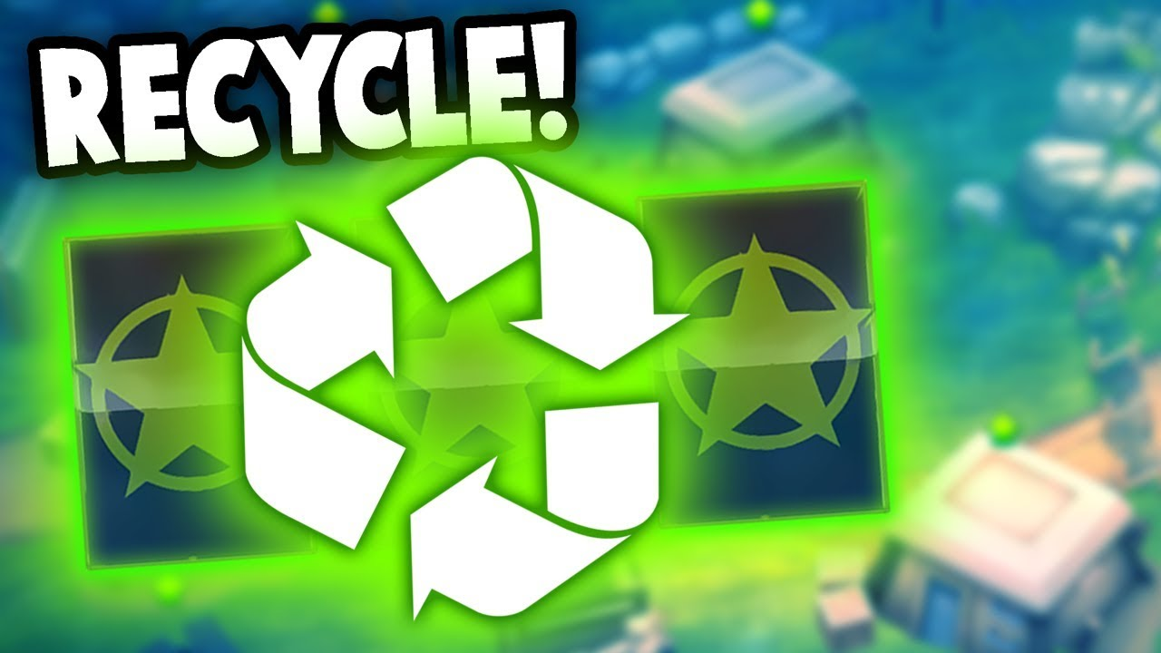Getting PERKS by RECYCLING CARDS (Guns Up! PC Multiplayer Gameplay)