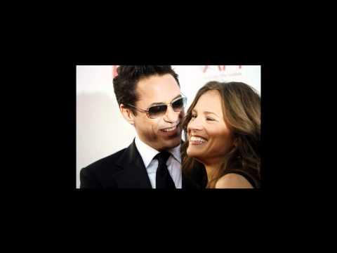 Robert Downey Jr. & Susan Downey - talk Sex, Marriage, Hollywood on Howard Stern Show