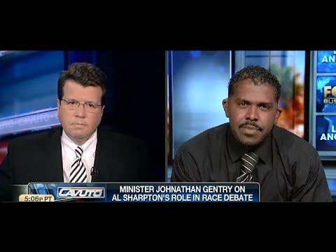 "• Johnathan Gentry: ""Take a Seat Al Sharpton"" • Ferguson • full interview • Cavuto • 12/3/14 •"