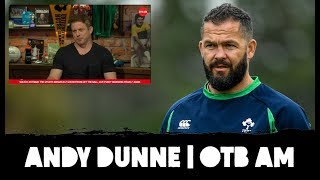 Andy Dunne:
