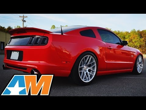 2015 Carlisle Ford Nationals: Hottest Mustangs