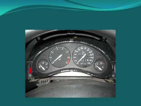 How to change dash bulbs in an Opel/Vauxhall Corsa - YouTube