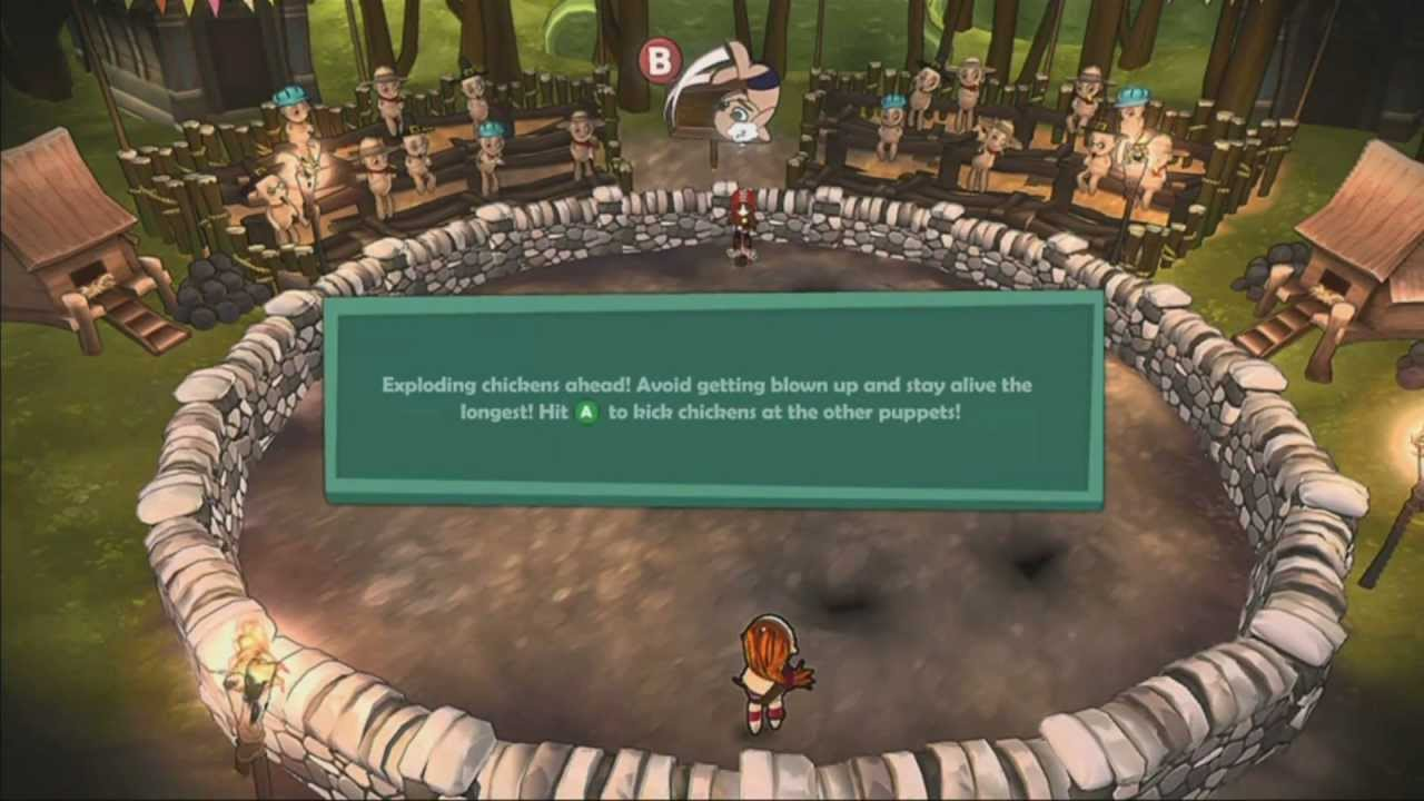 Can't See The Future Achievement: Fable Heroes