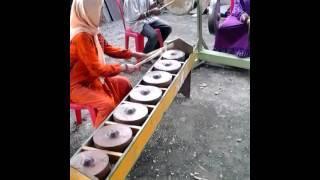 Alat musik kakula,Asal daerah sulawesi tengah