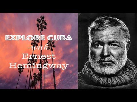 How To Explore Cuba Through Ernest Hemingway's Novel