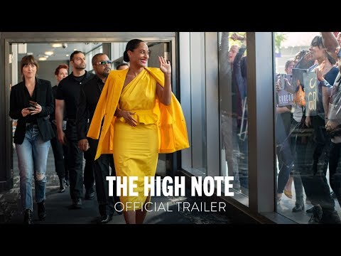 THE HIGH NOTE - Official Trailer [HD] - At Home On Demand May 29