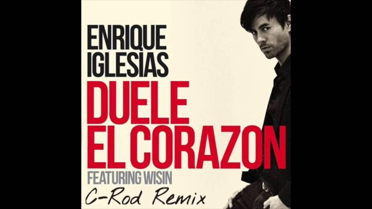 "Download Enrique Iglesias ""Duele El Corazon"" C-Rod Club Remix"