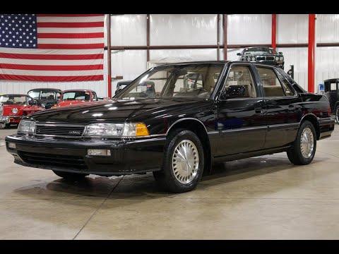 1990 Acura Legend For Sale - Walk Around Video (89K Miles)
