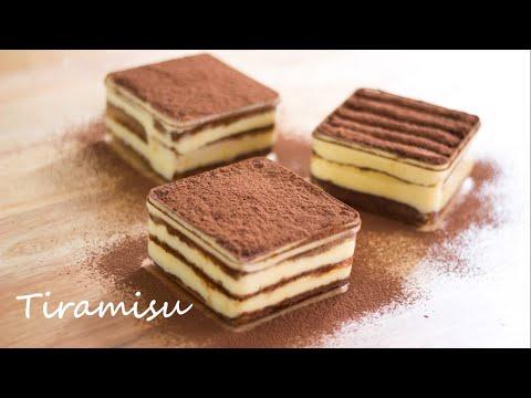 how-to-make-tiramisu- -resep-tiramisu-dessert-box- -asmr-tiramisu-recipe