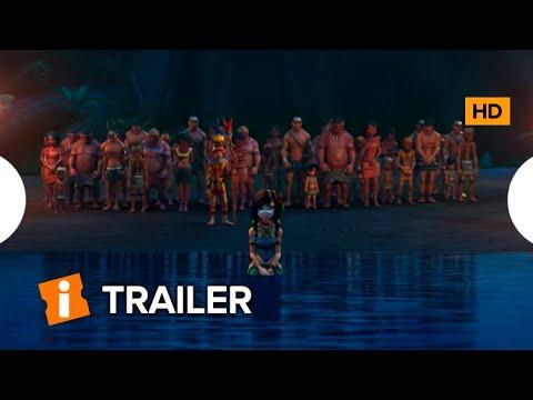 Ainbo - A Guerreira da Amazônia | Trailer Dublado