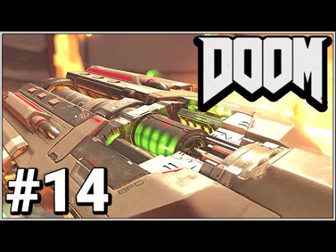 DOOM 4 ➤ BFG 9000 - Лучшее Оружие в Игре? ➤ Прохождение Часть 14