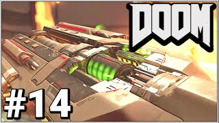 DOOM 4  BFG 9000 - Лучшее Оружие в Игре  Прохождение Часть 14