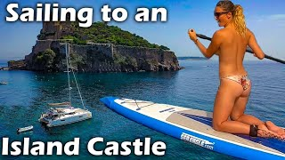 paddleboarding-around-a-castle-s4-e16