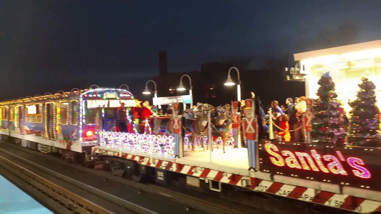 cta christmas train - Cta Christmas Train 2014