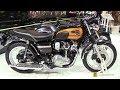 2017 Kawasaki W800 - Walkaround - 2016 EICMA Milan