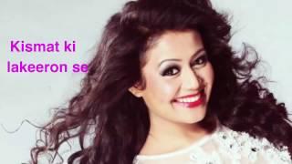 Mile ho tum | Reprise |  Lyrical Video | Neha Kakkar