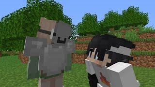 Sapnap Teaches Dream's Sister Minecraft...