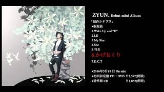 ZYUN. Debut Mini Album「混合シナプス」全曲トレーラー thumbnail