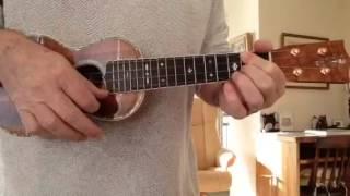 Faraway Places (ukulele)