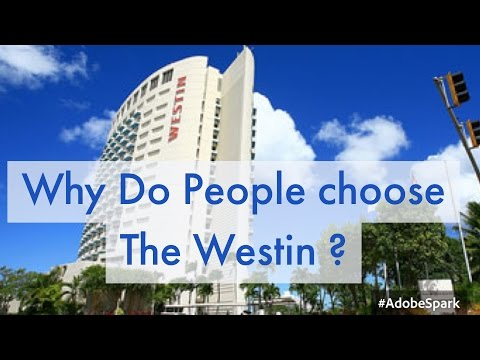 Why Stay at The Westin Resort Guam,USA      グアムホテルガイド