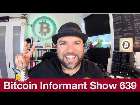 #639 Craig Wright vs  Kleiman, John McAfee Trading Plattform & Neue Steuern Bitcoin Boom?