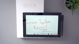 Lenovo Yoga Book Review – Can This Replace Your Laptop?
