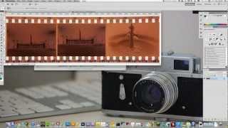 How To: Farbnegativ in positiv umwandeln mit Photoshop