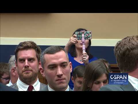Auctioneer in Congress (C-SPAN)