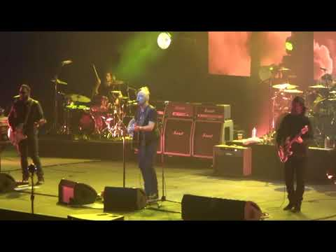 Live - Pillar of Davidson (International Convention Centre Sydney, 01 Mar 2018)