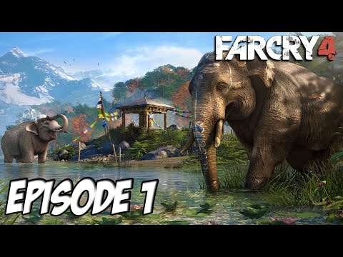 Far Cry 4 - L'aventure Exotique | Bienvenue au Paradis | Ep 1