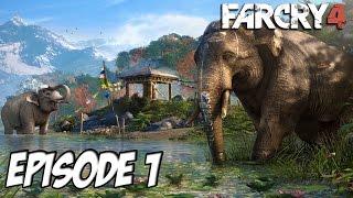 far cry 4 l aventure exotique   bienvenue au paradis   ep 1