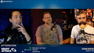 Night Attack #209: Aftershow