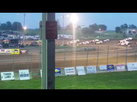 IMCA Modified Feature Jackson County Speedway 6/18/19