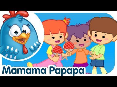 Mamama Papapa - Lottie Dottie Chicken - Kids songs and nursery rhymes in english