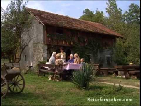 Slowenien: Urlaub in und mit der Natur powered by Reisefernsehen.com - Reisevideo