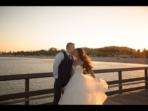 Matt & Jasmyne Wedding Video- Santa Barbara, CA