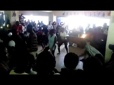 Moi University Dancing Talent Show 2.