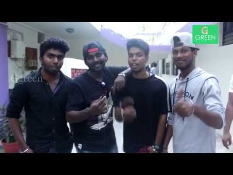 Tamil Rap, Hip Hop | Chennai Boys | Glitzz 16 | 2016 | Part 02 | Exclusive