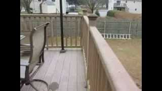 Loose Composite Deck Railing System