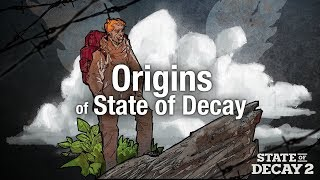 Art Director Doug Williams on the Origins of State of Decay